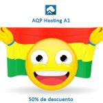 Hosting WordPress Bolivia promoción especial a mitad de precio
