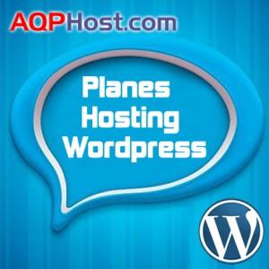 hosting wordpress aqphost