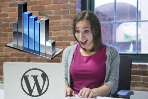 10 estadísitcas sorprendentes sobre wordpress