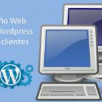 Diseño web para clientes en WordPress