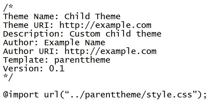 Tema hijo en Wordpress: Qué son, para qué sirven y cómo hacer uno
