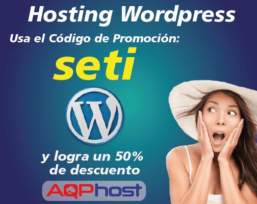 Promo setiembre hosting wordpress