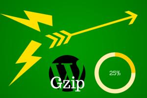 compresion gzip wordpress