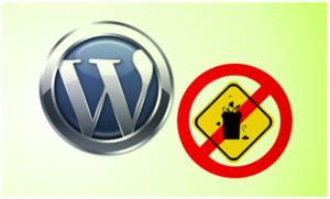 limpiar wordpress