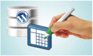 arreglos a base de datos wordpress