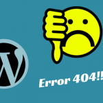 Cómo personalizar página de error 404 en WordPress