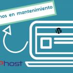 Wordpress modo de mantenimiento: Método sin plugins
