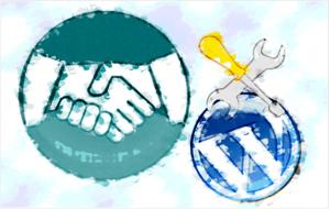 contrato desarrollador wordpress