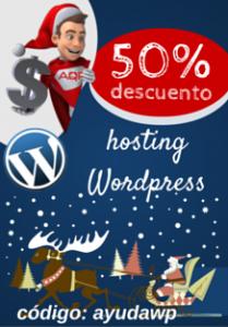 promo fiestas wordpress