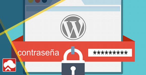 contraseñas seguras wordpress