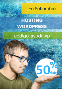 hosting wordpress setiembre