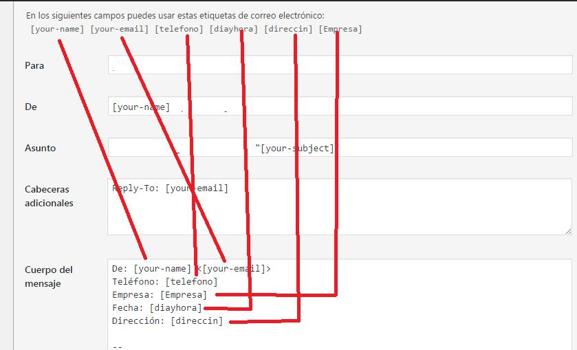 configurar mail