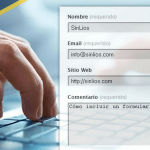 Cómo crear formularios de contacto con Contact Form 7