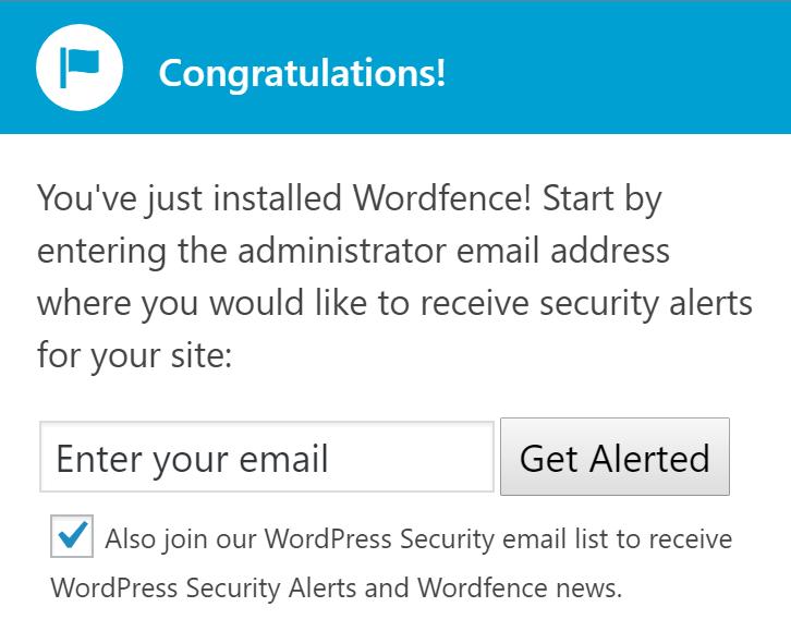 notificacion de email