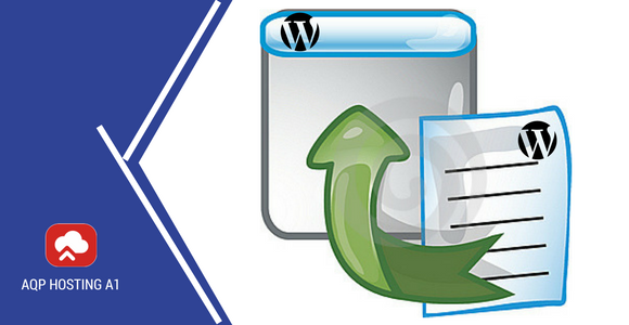importar y exportar datos en Wordpress