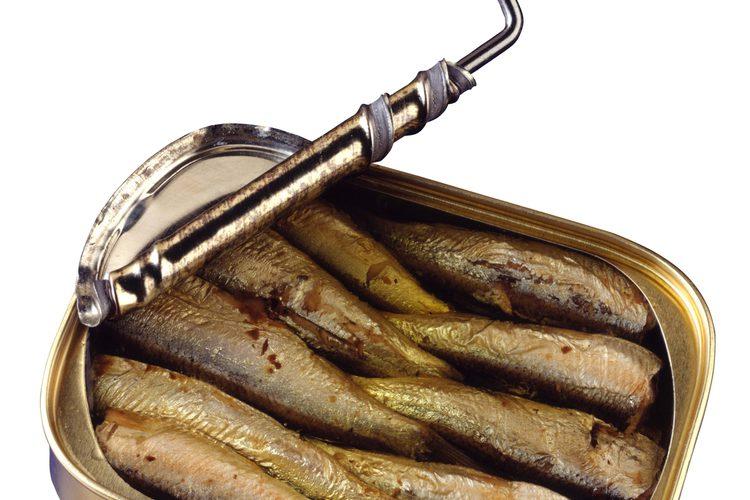 como sardina