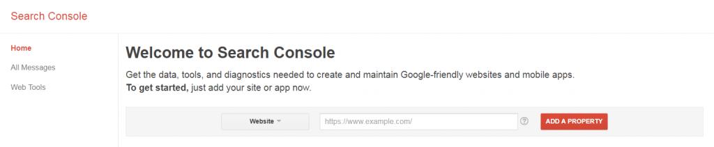search-console