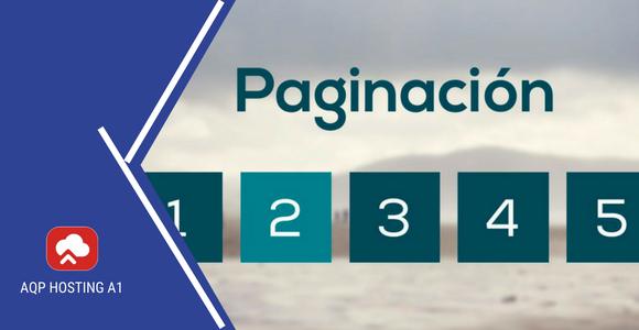 plugins de paginacion