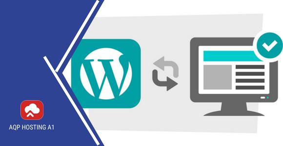 revisar en tu sitio de Wordpress