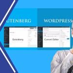 El nuevo editor Gutenberg o el editor Clásico de WordPress