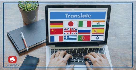 haciendo una web multilingue